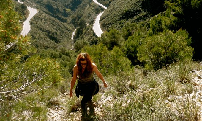 senderismo por andalucia Sierra de las Nieves