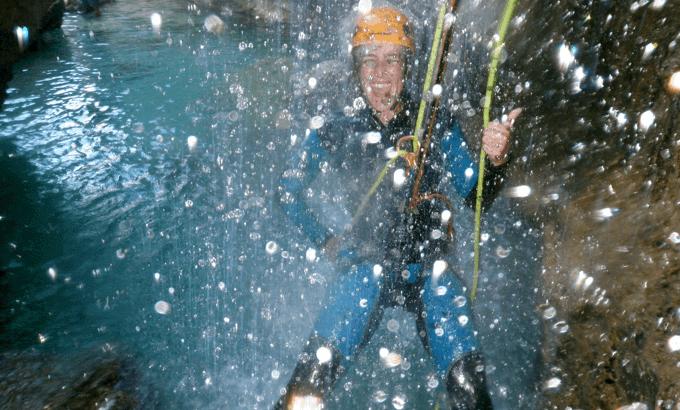 las buitreras deportes de aventura turismo activo