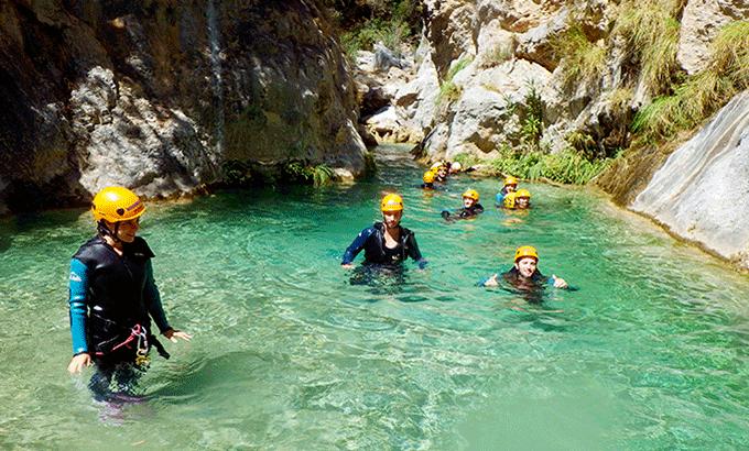 barranco rio verde