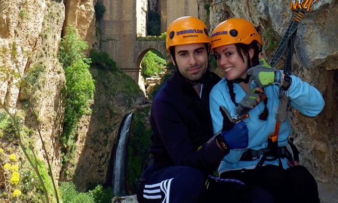 dia de enamorados vive una aventura